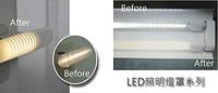 LED照明灯罩
