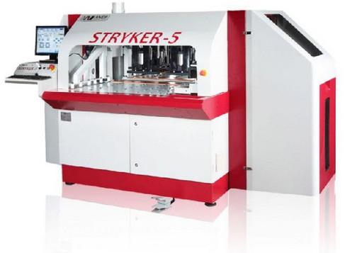 CNC镂铣机械