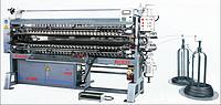SX-200A 非打结床芯自动串簧组装机