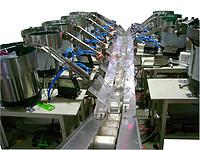 【世界著名科勒集团选用上海飞羽】自攻螺丝全自动包装机