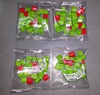 玩具小塑料件计数包装机,自动计数封口打包机