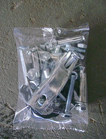 卫浴配件螺丝、螺母、垫片、螺杆包装机