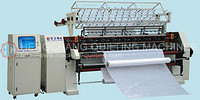 有梭多针绗缝机,绗绣机HC-94,98,118,128型
