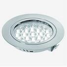24颗LED橱柜灯-嵌入式