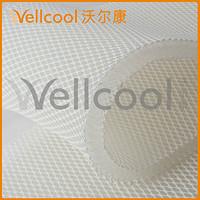 三明治网眼布 经编涤纶3d网布 家居用品材料