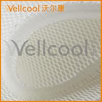 3d网眼布 聚酯纤维3d网布材料