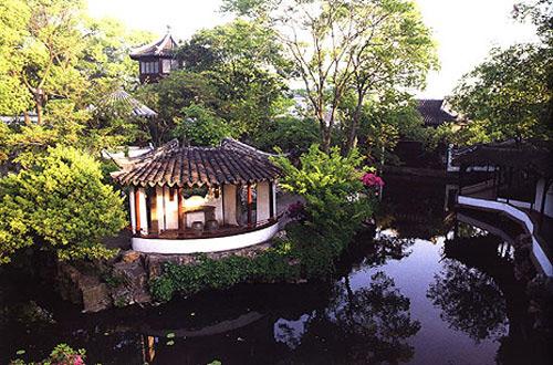 专注高端游客 书香酒店推私享拙政园定制服务