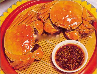 """螃蟹,大闸蟹,蟹,中秋,食材之水族中的""""旅游世家""""--螃蟹"""