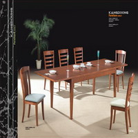 餐桌:F2,  餐椅:072