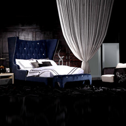 K.MOOI卡曼莱晶钻系列钻石版卧室家具组合