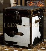 毛皮箱-古董柜