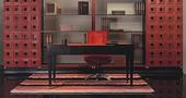 书房家具-写字台