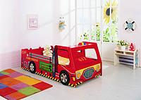消防车-童床