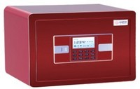 电子保险箱/保管箱/红色
