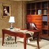雷蒙得系列全实木书房家具