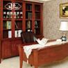 狄安娜系列全实木书房家具