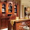 南特伯爵系列全实木书房家具
