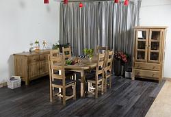 实木餐厅家具套装