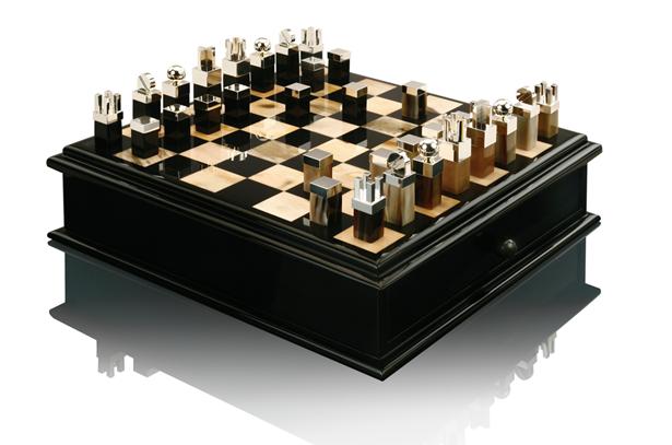 牛角西洋棋图片