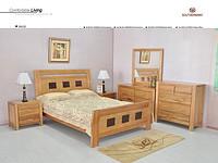 BA032床组 成套卧房家具