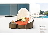 太阳床沙滩椅