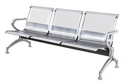 不锈钢排椅WL500-03F