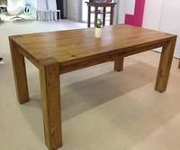 欧式实木餐桌