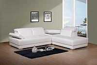 欧式现代风格转角休闲客厅沙发