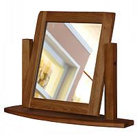 永益 仿古实木橡木RUS12 小镜子