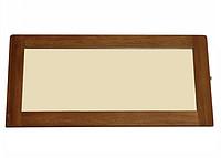 永益 仿古实木橡木RUS13大镜子