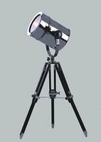KM018F(S) 落地灯 钢制铁质 铝丝灯 玻璃灯floor  aluminum  lamp