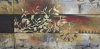 纯手绘油画-现代-XYT-442