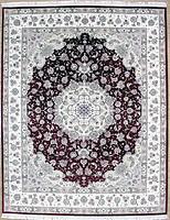160道手工丝毛波斯地毯