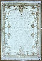 160道手工打结羊毛加丝欧式地毯(新品)