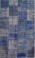 土耳其手工拼块羊毛地毯