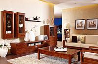 曼哈顿系列白蜡木客厅家具