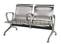 不锈钢等候椅