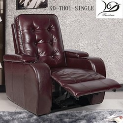 多功能沙发/可躺沙发/影院椅/真皮沙发/仿皮沙发/KD-TH01