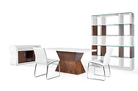 组合餐厅家具