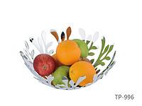 不锈钢水果盘