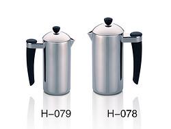 不锈钢咖啡壶
