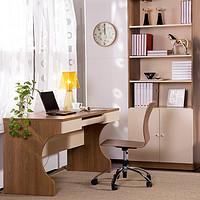 曲美家具 简约家具 成套家具套装 书房家具组合