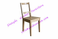 Pine Wood Chair/ Wooden Dining Chair
