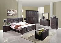 三胺板式卧室家具欧式风格