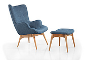 实木定型棉休闲太阳城娱乐棋牌餐桌餐椅花椅泰迪熊椅单人沙发