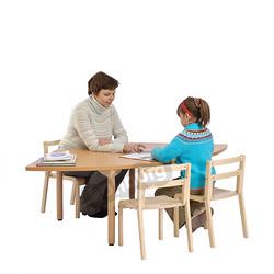 扇形桌(121 x 121 )