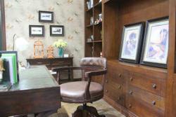简美书房家具