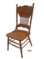 实木古典美式餐椅