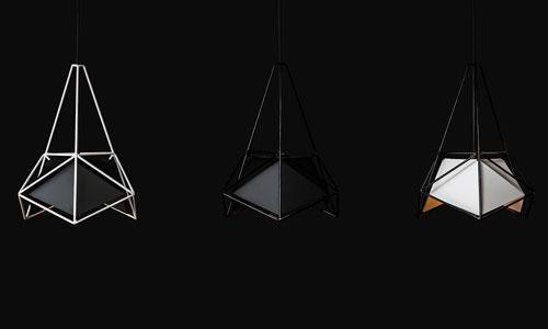 现代吊灯灯具设计