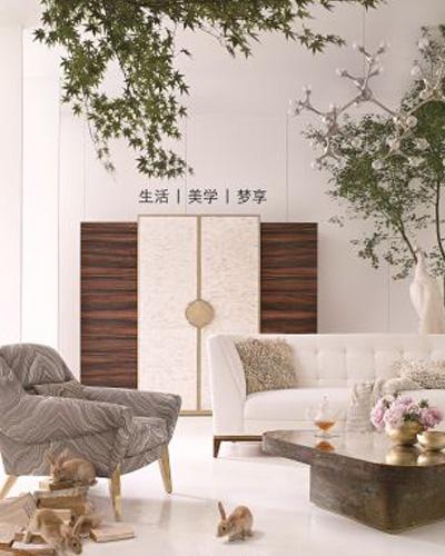 世尊家居艺术廊,延续中国国际家居设计周里的艺术创意